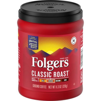 Cupom para impressão: US $ 1 de desconto no produto Folgers Coffee + oferta no Walmart 1