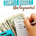 Como criar um orçamento simples para iniciantes 1