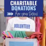 Como manter o controle de suas doações de caridade para impostos 3