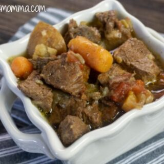 Instant Pot Tuscan Beef Stew Recipe